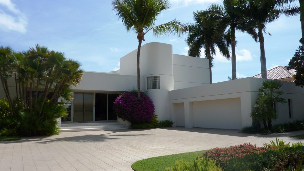 Contemporary Home Jupiter, FL. - built & Designed by Mario Mangone