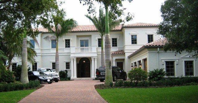 Italian Renaissance Home