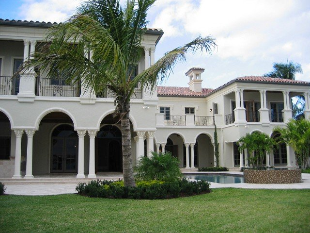 Italian Renaissance Home, Admirals Cove , Jupiter FL