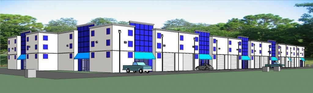 Commercial Building, Stuart FL