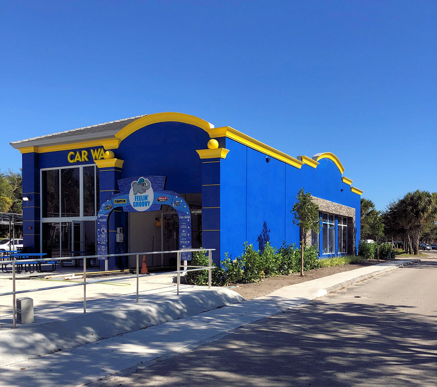Car Wash Building, Delray Beach, FL